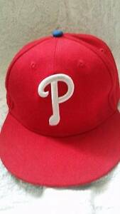 "PHILADELPHIA PHILLIES- ""New Era"" MLB Authentic Players Cap Angle Park Port Adelaide Area Preview"