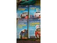 driving books - older versions but still good information