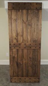 Rustic Barn Door Sliding Doors & Hardware Custom & Handcrafted