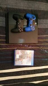 Ps4 console w/ 2 controllers + 6 Games (Including battlefield 1) Hillarys Joondalup Area Preview