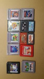 Selling gameboy games