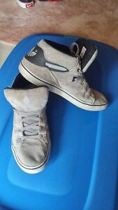 Limited Edition ADIDAS grey. Mens, MINT condition, size 10.5