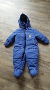 Size 3-6 mo Carters snow suit - barely used - perfect condidtion
