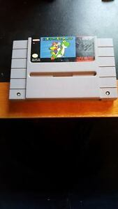 Super Mario World for the SNES Kingston Kingston Area image 1