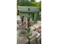 Workshop Pillar Drill