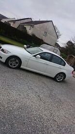 BMW 3 SERIES WHITE