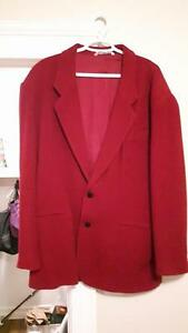 3-Wool/Cashmere Blazer Jackets (Mens)