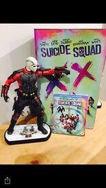 Suicide squad dc collectibles statue