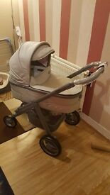 Brand new unused in boxes bebecar 3in1 travel system