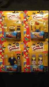 World of Springfield Simpsons Figures Series 8