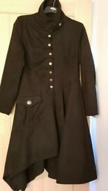 Joe Brown military style coat
