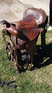Western horse Tack for Sale