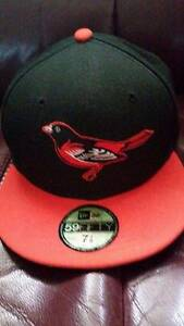 "BALTIMORE ORIOLES ""New Era"" MLB Authentic Players Cap Angle Park Port Adelaide Area Preview"