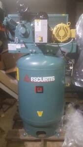 New FS Curtis Air Compressors - Industrial grade 5 HP - 15 HP