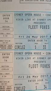 Fleet Foxes @ The Opera House Randwick Eastern Suburbs Preview