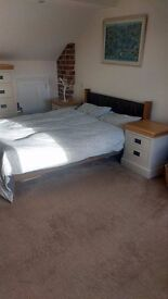 Big bright ensuite double room to rent