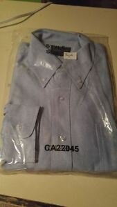 Dress shirt blue size small brand new still in bag Peterborough Peterborough Area image 1