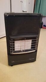 Portable Gas Fire --- SuperSer Helius --- £50