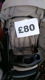 Graco All In One Travel System
