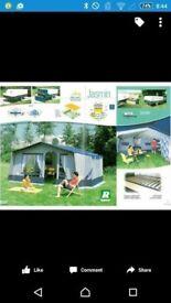 Raclet Jasmine trailer tent excellent condition