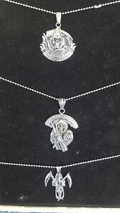 Son Of Anarchy Pendants/Pendentifs SOn of Anarchy