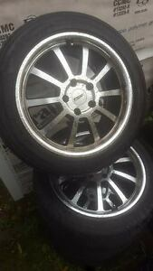 """17"""" TSW wilow mags 5x114.3mm"""