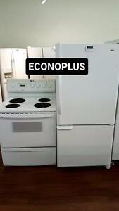 ECONOPLUS LIQUIDATION BEAU DUO BLANC A 629.99$ TAXES INCLUSES