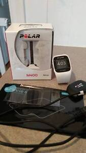 Polar M400 (White) For Sale - Amazing Shape! Like Fit Bit Watch