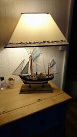 Nautical Effect Table lamp , H 63 cm
