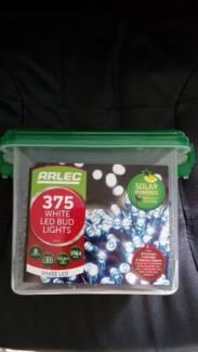 Arlec solar powered christmas lights