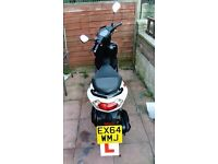 Peugeot Kisbee 49cc - Good condition/Will trade for 125cc