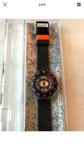 Brand new Swatch divers watch