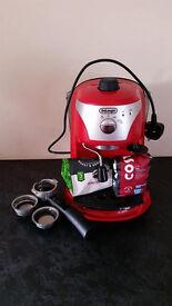 Delonghi Motivo espresso and cappuccino coffee machine