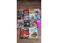 14 x cook books