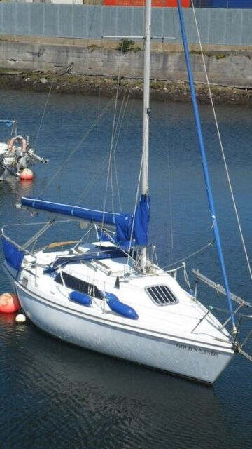Hunter Horizon 23 Twin Keel Sailing Boat | in Erskine, Renfrewshire |  Gumtree