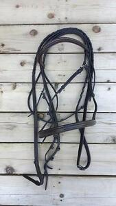 Bridle, Pad, and Horse Boots for sale! London Ontario image 1