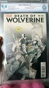 VERY RARE WOLVERINE COMIC BOOK and more