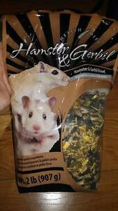 hamster food need gone today the 12th