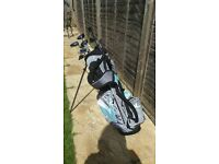 Golf Clubs (womens). Brand new only 2 have been used.