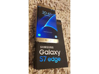 Samsung Galaxy S7 Edge Unlocked 32 gb Gold