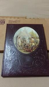 "10 Time Life leatherette ""The Old West"" Books"