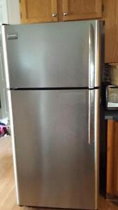 FRIGIDAIRE GALLERY, Stainless Steel, $150