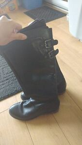 size 9 boots!