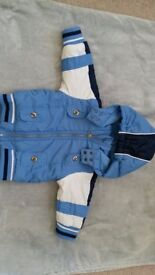 Tkmaxx baby boy winter jacket 6+months