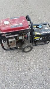 Two gas generators for sale