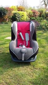 Britax First Class Pro car seat in very good condition.