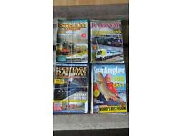 4 bundles magazines £5 per bundle