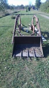 Frontend loader for Ferguson T E A 20 Approx 1951 1952