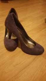 Dorothy Perkins purple, size 6