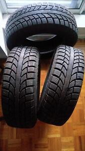 Eternity Winter Warrior 4 WINTER/SNOW Tires for $80